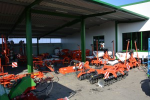 Fruehjahrsausstellung im Betrieb 2015