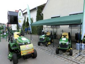 Gewerbeschau Herbstmarkt Wekea 2015